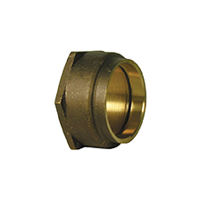 Conex Delcop End Feed FEMALE STRAIGHT CONNECTOR DC703