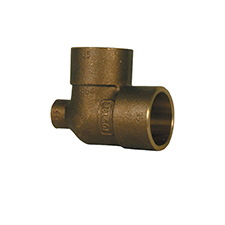 Conex Delcop End Feed AIR VENT ELBOW DC705D