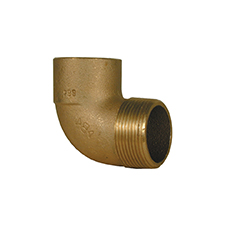 Conex Delcop End Feed MALE ELBOW DC7074