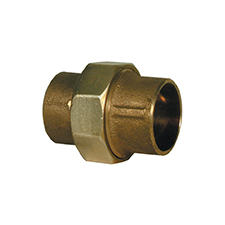 Conex Delcop End Feed UNION COUPLER DC733