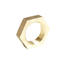 Conex Series 3000 BRASS LOCKNUT 3310
