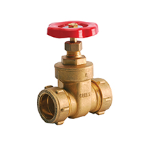 Conex Valves BRASS GATE VALVES 1001
