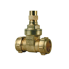Conex Valves BRASS GATE VALVES 1001LK