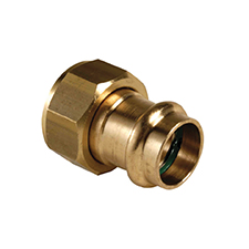 >B< Press Solar CONNECTOR WITH FLAT SEALING FACE PH4335
