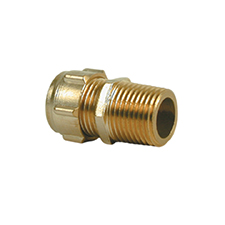 Conex Compression MALE STRAIGHT CONNECTOR 302TA