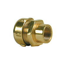 Conex Compression FEMALE STRAIGHT CONNECTOR 303
