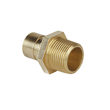 Cuprofit MALE PLAIN TAIL ADAPTOR N280G