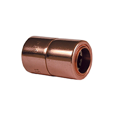Cuprofit STRAIGHT COUPLER R270