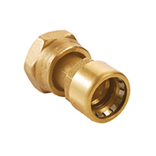 Conex Push-Fit STRAIGHT TAP CONNECTOR 8240G