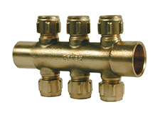 Conex Compression Manifolds MANIFOLD 6 PORT 45586