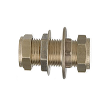 Conex Compression SX STRAIGHT COUPLER NICKEL SX301NP