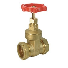 Conex Valves BRASS GATE VALVES 1001a