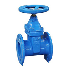 Industrial Gate Valves Resilient Seated Gate Valve,  PN16, BS5163 RVHX