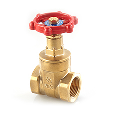 Gate and Globe Valves Gate Valve Brass, PN20 1120