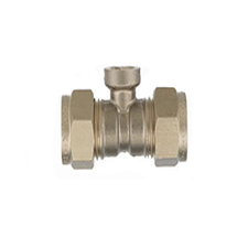Conex Compression SX STRAIGHT COUPLER SX301