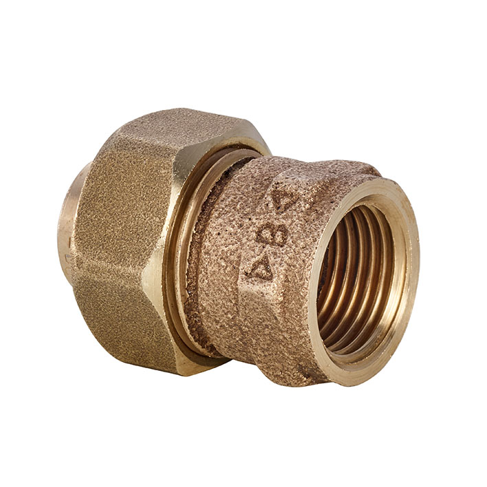 Series 4000 UNION CONICAL FEMALE THREAD 4340G