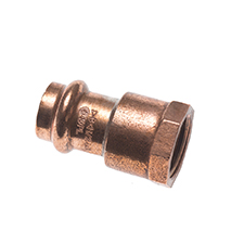 >B< Press Female  Straight Connector  PA5270G