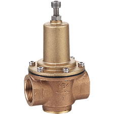 Industrial Bronze Pressure Reducing Valve Bronze Pressure Reducing Valve PRRX