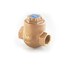 Check Valves Swing Check Valve Bronze PN25 1470 Bronze