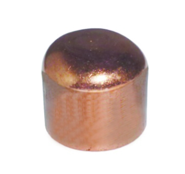 K65 Copper END CAP K5301