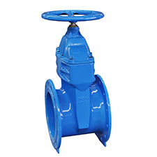 Industrial Gate Valves RVHX, Resilient Seated Gate Valve, PN 16 RVHX