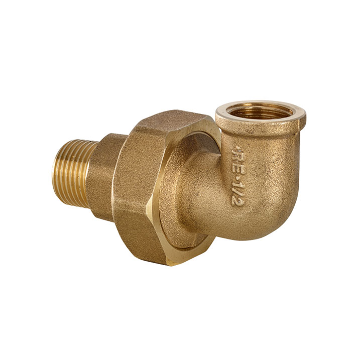 Conex Series 8000 ELBOW UNION MALE THREAD 8098