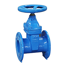 Industrial Gate Valves RVHX-F5, Resilient Seated Gate Valve, PN 16 RVHX-F5