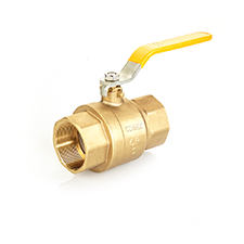 QT Ball Valves QT Ball Valve DZR Gas, PN40 1290