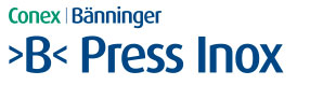 Conex Banninger B Press Inox logo